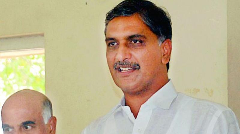 Harish Rao calls for movement against trash