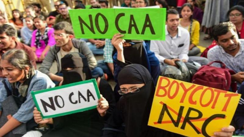 Women appeal to K Chandrashekar Rao to reject CAA