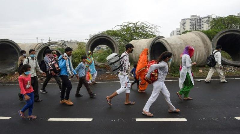 Tamil Nadu student dies as he walks home from Maharashtra