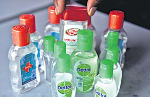 DCA releases guidelines for manufacturing hand sanitizers in Telangana