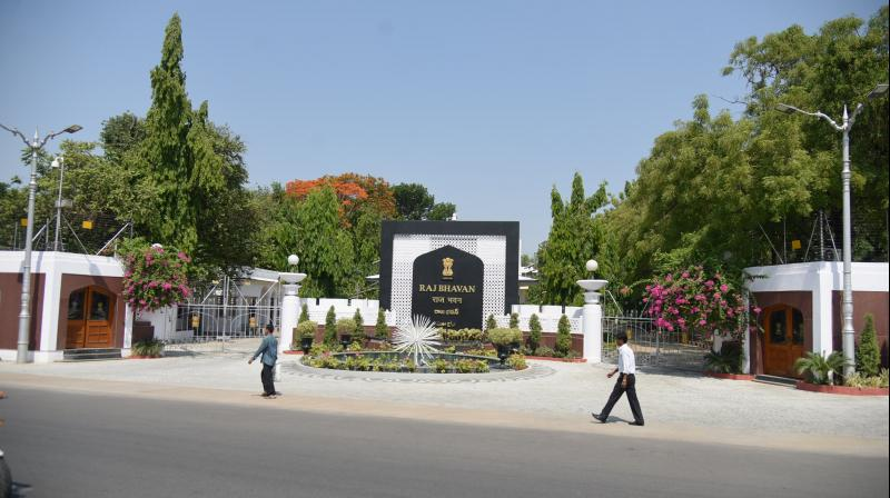 48 COVID-19 positives detected at Telangana Raj Bhavan