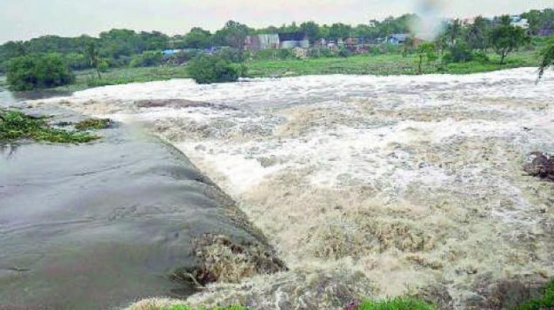 CWC advises Telangana to release water from Narayanpur dam due to rains in Maharashtra