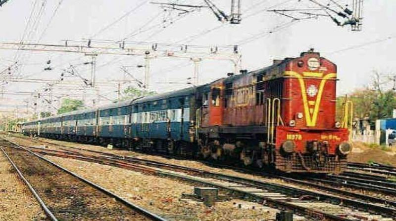 SCR introduces first of its kind cargo express