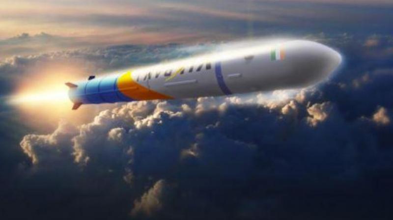 Hyderabad-based Skyroot Aerospace test-fires upper stage rocket engine