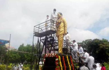 Tributes paid to Prof Jayashankar on his 87th birth anniversary